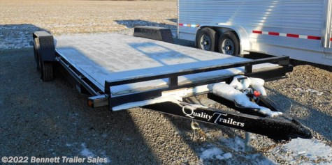 New 2018 Quality Trailers AW Series 22 For Sale by Bennett Trailer Sales available in Salem, Ohio