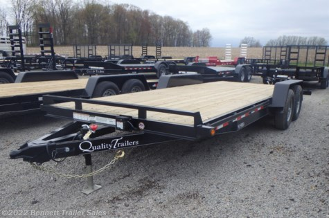 New 2019 Quality Trailers AW Series 20 For Sale by Bennett Trailer Sales available in Salem, Ohio