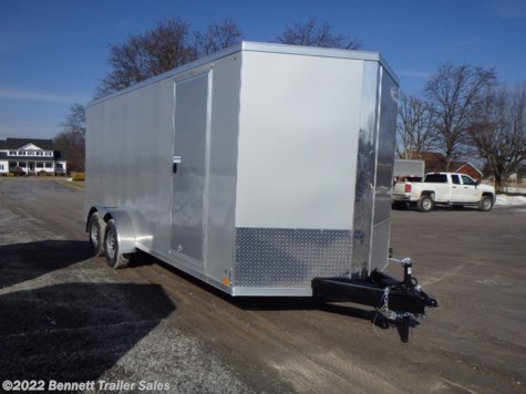 New 2020 Cross Trailers 716TA Arrow For Sale by Bennett Trailer Sales available in Salem, Ohio