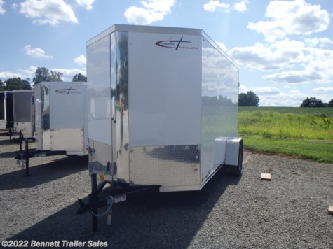 New 2020 Cross Trailers 612SA Arrow For Sale by Bennett Trailer Sales available in Salem, Ohio