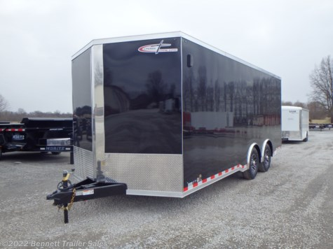 New 2021 Cross Trailers 820TA4 Arrow For Sale by Bennett Trailer Sales available in Salem, Ohio