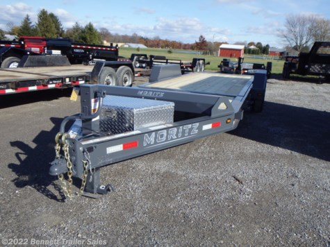 New 2020 Moritz ELBH-20 GT For Sale by Bennett Trailer Sales available in Salem, Ohio