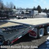 Bennett Trailer Sales 2018 22 + 5  (15 Ton)  Flatbed/Flat Deck (Heavy Duty) by CornPro | Salem, Ohio