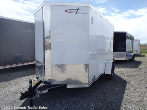 New 2021 Cross Trailers 612SA Arrow For Sale by Bennett Trailer Sales available in Salem, Ohio