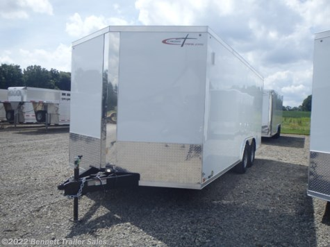 New 2020 Cross Trailers 818TA2 Arrow For Sale by Bennett Trailer Sales available in Salem, Ohio