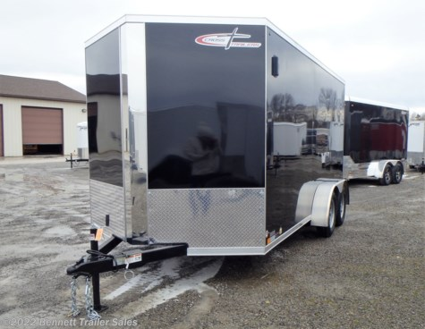 New 2020 Cross Trailers 714TA Arrow For Sale by Bennett Trailer Sales available in Salem, Ohio