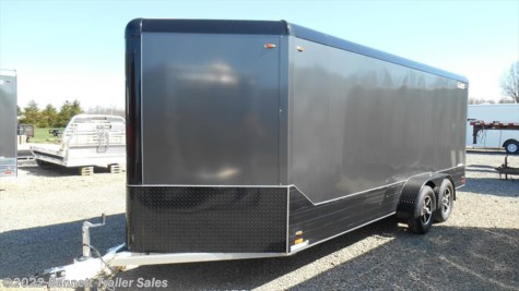 New 2018 Legend Trailers 721DVNTA35 For Sale by Bennett Trailer Sales available in Salem, Ohio