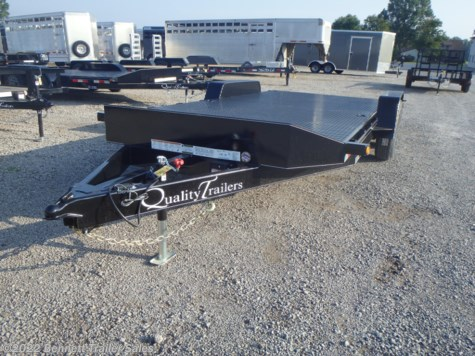 New 2020 Quality Trailers A Series 20 For Sale by Bennett Trailer Sales available in Salem, Ohio