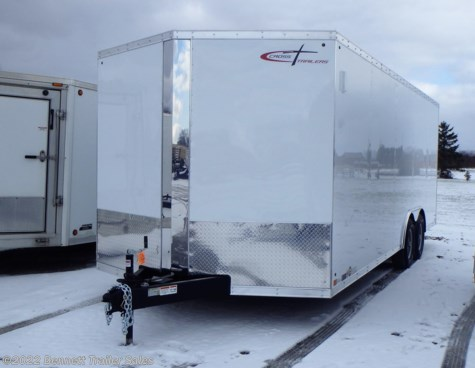 New 2019 Cross Trailers 820TA3 Arrow For Sale by Bennett Trailer Sales available in Salem, Ohio