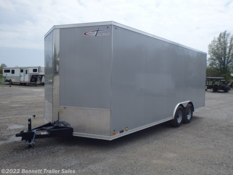 New 2020 Cross Trailers 820TA3 Arrow For Sale by Bennett Trailer Sales available in Salem, Ohio