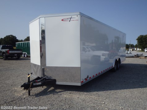 New 2021 Cross Trailers 826TA4 Arrow For Sale by Bennett Trailer Sales available in Salem, Ohio