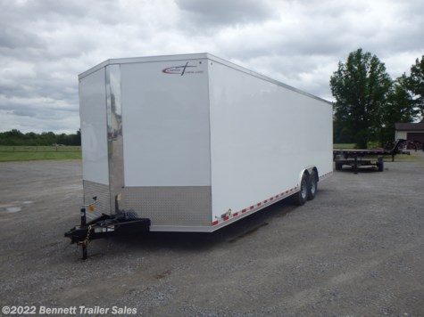 New 2020 Cross Trailers 826TA4 Arrow For Sale by Bennett Trailer Sales available in Salem, Ohio