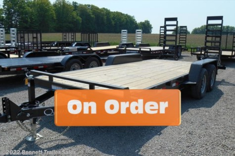 New 2021 Quality Trailers by Quality Trailers, Inc. DH Series 20 For Sale by Bennett Trailer Sales available in Salem, Ohio