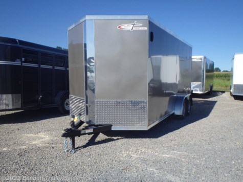 New 2021 Cross Trailers 716TA Arrow For Sale by Bennett Trailer Sales available in Salem, Ohio