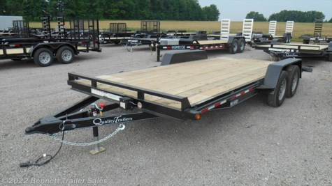 New 2018 Quality Trailers AW Series 18 For Sale by Bennett Trailer Sales available in Salem, Ohio