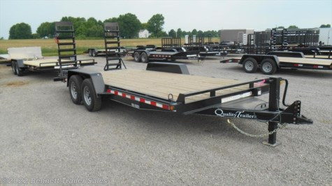 New 2018 Quality Trailers DH Series 18 Pro For Sale by Bennett Trailer Sales available in Salem, Ohio
