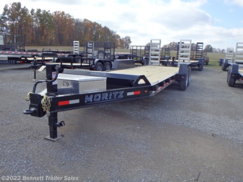 New 2020 Moritz ELBH-22 AR For Sale by Bennett Trailer Sales available in Salem, Ohio