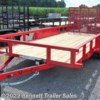 2019 Quality Trailers B Tandem 16'  - Landscape Trailer New  in Salem OH For Sale by Bennett Trailer Sales call 330-533-4455 today for more info.