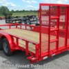 Bennett Trailer Sales 2019 B Tandem 16'  Landscape Trailer by Quality Trailers | Salem, Ohio