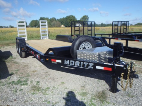 New 2020 Moritz ELBH-18 AR For Sale by Bennett Trailer Sales available in Salem, Ohio