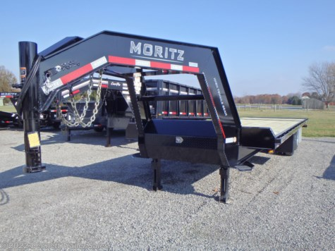 New 2020 Moritz FGSH+10-20 (8 Ton) For Sale by Bennett Trailer Sales available in Salem, Ohio