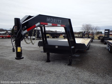 New 2020 Moritz FGSH+10-20 (7 Ton) For Sale by Bennett Trailer Sales available in Salem, Ohio