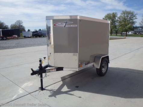 New 2021 Cross Trailers 46SA Arrow For Sale by Bennett Trailer Sales available in Salem, Ohio