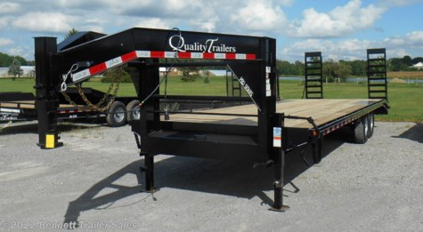 New 2019 Quality Trailers G Series 24 + 4 7K For Sale by Bennett Trailer Sales available in Salem, Ohio
