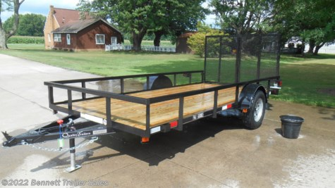 New 2019 Quality Trailers B Single 77-14 Pro For Sale by Bennett Trailer Sales available in Salem, Ohio