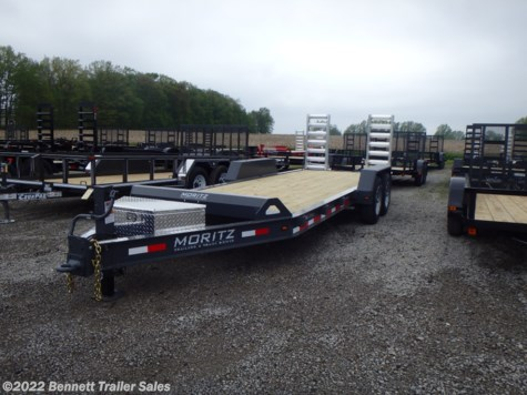 New 2019 Moritz ELBH-20 AR For Sale by Bennett Trailer Sales available in Salem, Ohio