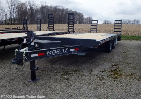 New 2019 Moritz UDBC+4-16 For Sale by Bennett Trailer Sales available in Salem, Ohio