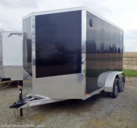 New 2019 Legend Trailers 7X14EVTA35 For Sale by Bennett Trailer Sales available in Salem, Ohio