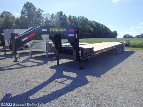 New 2020 Golden Trailers 25 + 5 (10 Ton) For Sale by Bennett Trailer Sales available in Salem, Ohio