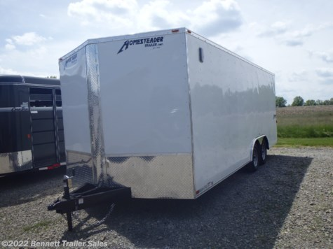 New 2019 Homesteader 820IT For Sale by Bennett Trailer Sales available in Salem, Ohio