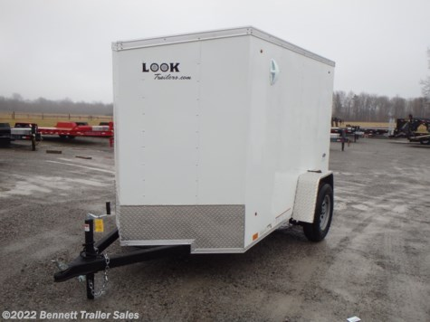 New 2021 Look LSCAB5.0X08SI2FF For Sale by Bennett Trailer Sales available in Salem, Ohio