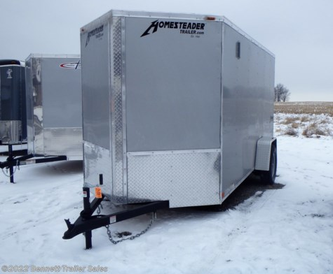 New 2019 Homesteader 612IS For Sale by Bennett Trailer Sales available in Salem, Ohio