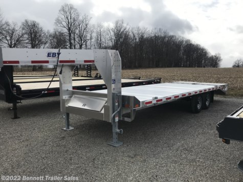 New 2019 EBY 20+4 GN DO (7 ton) For Sale by Bennett Trailer Sales available in Salem, Ohio