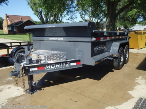 New 2019 Moritz DLBH610-12 For Sale by Bennett Trailer Sales available in Salem, Ohio