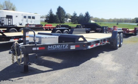 New 2019 Moritz ELBH-20 GT For Sale by Bennett Trailer Sales available in Salem, Ohio