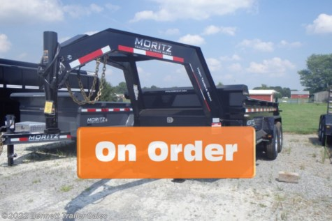 New 2021 Moritz DLGH610-14 For Sale by Bennett Trailer Sales available in Salem, Ohio