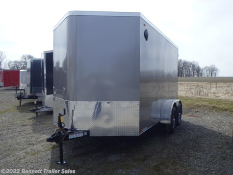 New 2020 Legend Trailers 7X14STVTA35 Cyclone For Sale by Bennett Trailer Sales available in Salem, Ohio
