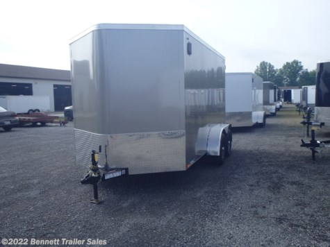 New 2019 Legend Trailers 7X14STVTA35 Cyclone For Sale by Bennett Trailer Sales available in Salem, Ohio