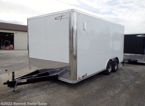 New 2020 Cross Trailers 816TA3 Flat For Sale by Bennett Trailer Sales available in Salem, Ohio