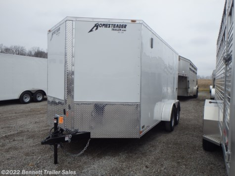 New 2019 Homesteader 714IT For Sale by Bennett Trailer Sales available in Salem, Ohio