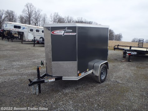 New 2020 Cross Trailers 46SA Arrow For Sale by Bennett Trailer Sales available in Salem, Ohio