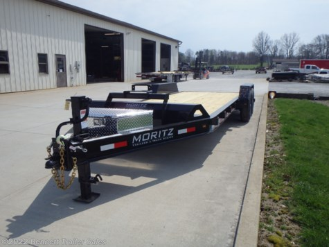 New 2019 Moritz ELBH-22 HT For Sale by Bennett Trailer Sales available in Salem, Ohio