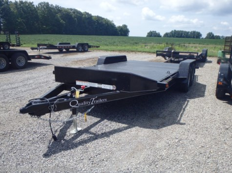 New 2020 Quality Trailers A Series 18 For Sale by Bennett Trailer Sales available in Salem, Ohio