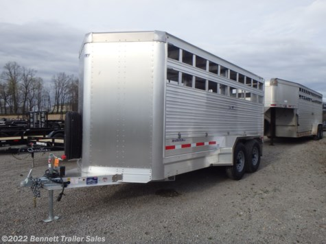 New 2020 EBY 16' BP LS MAV For Sale by Bennett Trailer Sales available in Salem, Ohio