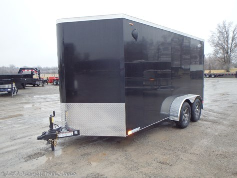 New 2020 Legend Trailers 7X16STVTA35 Cyclone For Sale by Bennett Trailer Sales available in Salem, Ohio