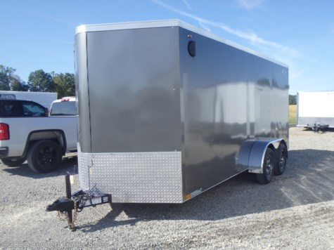 New 2020 Legend Trailers 7X18STVTA35 Cyclone For Sale by Bennett Trailer Sales available in Salem, Ohio